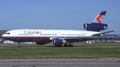 C-GCPE - McDonnell Douglas DC-10-30 - Canadian Airlines International