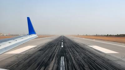 OMRK - Airport - Runway