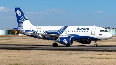 VP-BUN - Airbus A319-111 - Aurora