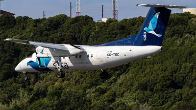 A picture of CSTRC - De Havilland Canada Dash 8200 - SATA Air Acores - © Nelson Sousa