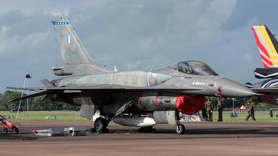 504 - General Dynamics F-16CJ Fighting Falcon - Greece - Air Force