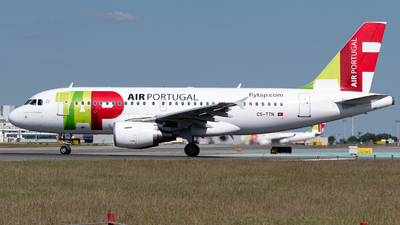 A picture of CSTTN - Airbus A319111 - TAP Air Portugal - © Miguel Viana Trajano