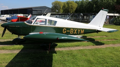 A picture of GBXYM - Piper PA28235 - [2810858] - © David Cook