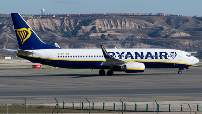 A picture of EIDPY - Boeing 7378AS - Ryanair - © Mateo León
