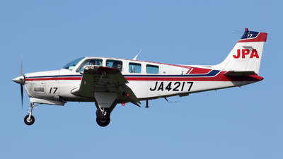 JA4217 - Beechcraft A36 Bonanza - JPA Flight Academy