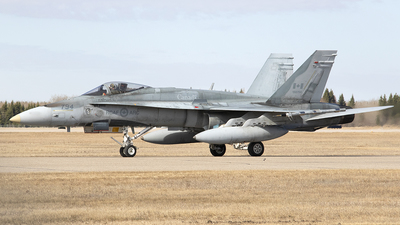 188794 - McDonnell Douglas CF-188 Hornet - Canada - Royal Canadian Air Force (RCAF)