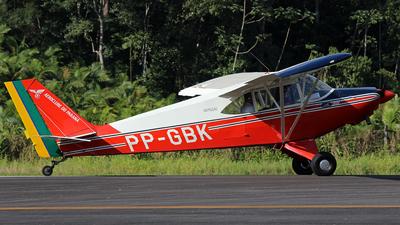 PP-GBK - Aero Boero AB115 - Aero Club - Parana