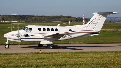 HB-GPI - Beechcraft 300LW Super King Air - Private