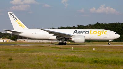 A picture of DAALK - Boeing 777F - AeroLogic - © Sebastian Sowa