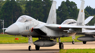 62-8875 - McDonnell Douglas F-15J Eagle - Japan - Air Self Defence Force (JASDF)