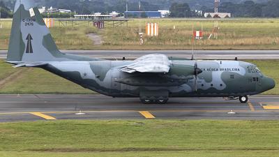 A picture of FAB2476 - Lockheed C130H Hercules -  - © Rafael Ferreira