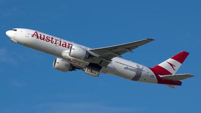 OE-LPF - Boeing 777-2Q8(ER) - Austrian Airlines