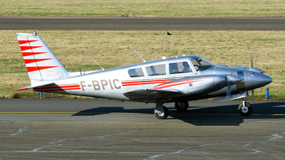 F-BPIC - Piper PA-30-160 Twin Comanche - Private