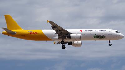 N322WS - Airbus A321-211(PCF) - SmartLynx Cargo (SmartLynx Malta)