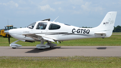 C-GTSQ - Cirrus SR20-GTS - Private