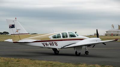 A picture of VHHFB - Beech 95B55 Baron - [TC2141] - © George Canciani