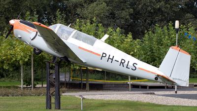 PH-RLS - Saab 91D Safir - KLM Flight Academy