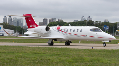 LQ-IJK - Bombardier Learjet 75 - Private
