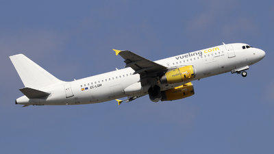 EC-LQM - Airbus A320-232 - Vueling