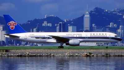 B-2822 - Boeing 757-21B - China Southern Airlines