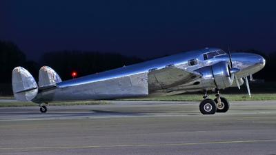 NC18130 - Lockheed 12A Electra Junior - Artdeco Aviation