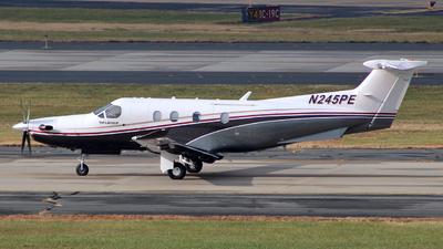 N245PE - Pilatus PC-12/47E - Private