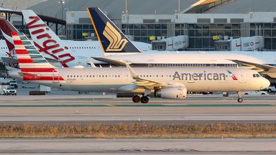 N158AN - Airbus A321-231 - American Airlines