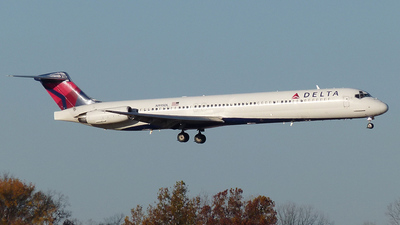 N995DL - McDonnell Douglas MD-88 - Delta Air Lines