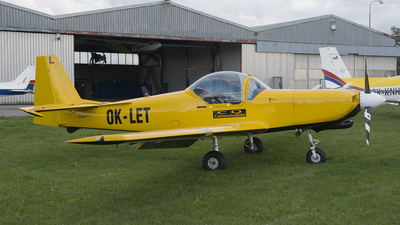 OK-LET - Slingsby T67M-260 Firefly - Private