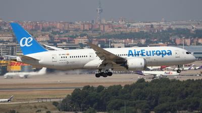 A picture of ECMNS - Boeing 7878 Dreamliner - Air Europa - © Guille Gª del Alamo