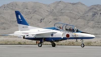 46-5729 - Kawasaki T-4 - Japan - Air Self Defence Force (JASDF)