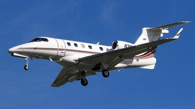 A picture of N391QS - Embraer Phenom 300 - NetJets - © Eddie Heisterkamp