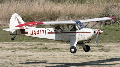 JA4171 - Christen A-1 Husky - Private