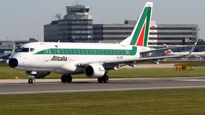 EI-DFG - Embraer 170-100LR - Alitalia Express