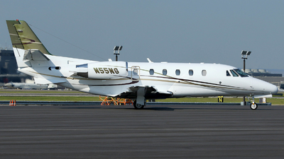 N55NG - Cessna 560XL Citation Excel - Private