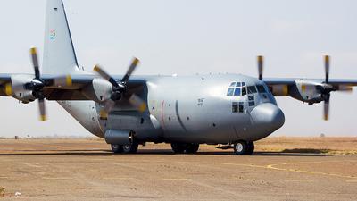 409 - Lockheed C-130B Hercules - South Africa - Air Force
