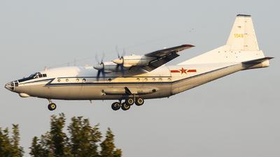 55416 - Shaanxi Y-8C - China - Air Force
