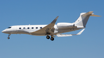 N999YY - Gulfstream G650ER - Private