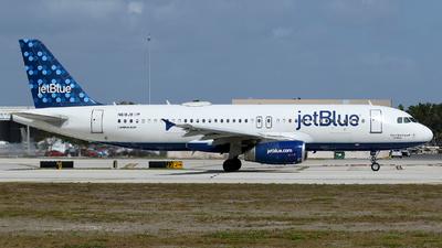 N618JB - Airbus A320-232 - jetBlue Airways