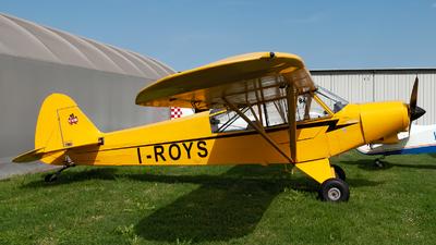 I-ROYS - Piper PA-18-150 Super Cub - Private