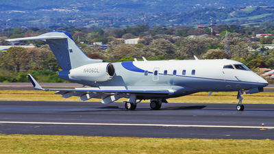 N406CL - Bombardier BD-100-1A10 Challenger 300 - Private