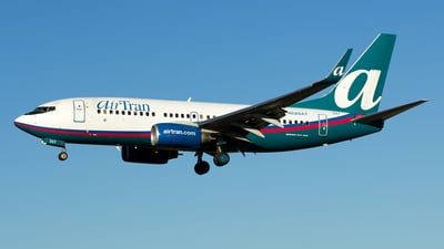 N289AT - Boeing 737-76N - airTran Airways