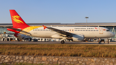 A picture of B6769 - Airbus A320214 - Capital Airlines - © Dream it possible.