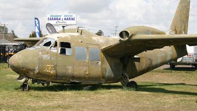 A picture of VHFSA - Cessna 337G Super Skymaster - [33701566] - © Tony Coles