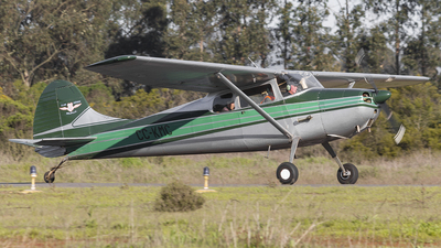 CC-KMC - Cessna 170B - Private