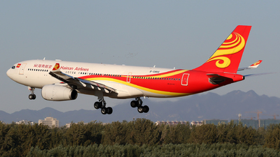 B-5955 - Airbus A330-243 - Hainan Airlines