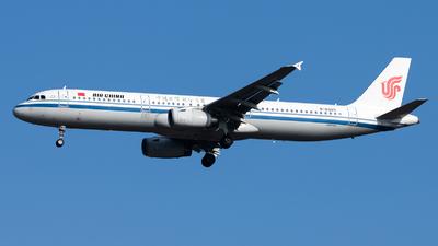 B-6825 - Airbus A321-232 - Air China