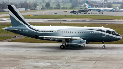 M-KATE - Airbus A319-133X(CJ) - Private