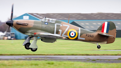 G-CHTK - Hawker Hurricane Mk.X  - Private
