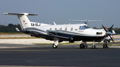 XA-ULJ - Pilatus PC-12/45 - Private